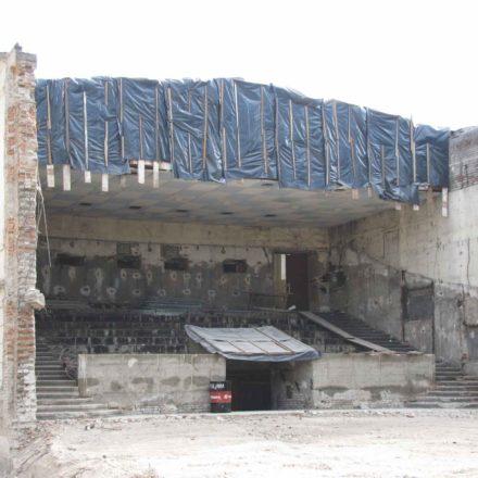 Imagini Șantier 2010