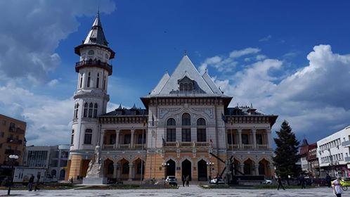 Palatul Comunal din Buzău