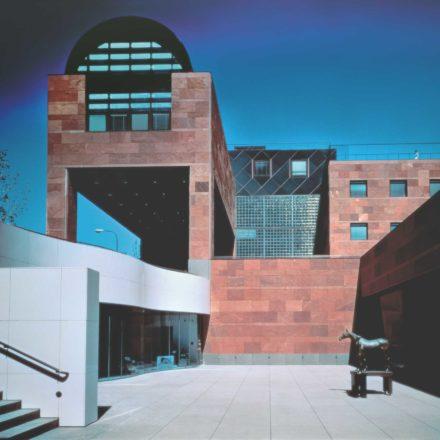 The Museum of Contemporary Art (1981-1986, Los Angeles, SUA) Foto: ©Yasuhiro Ishimoto