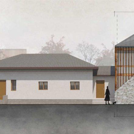 Extindere de locuință Vâlcea, 2018 Studio: Archos2002, Colectiv: Lorin Niculae, Irina Scobiola