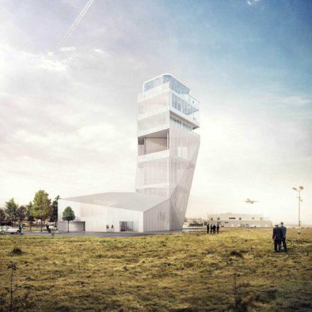 Turn de control al aeroportului Cluj