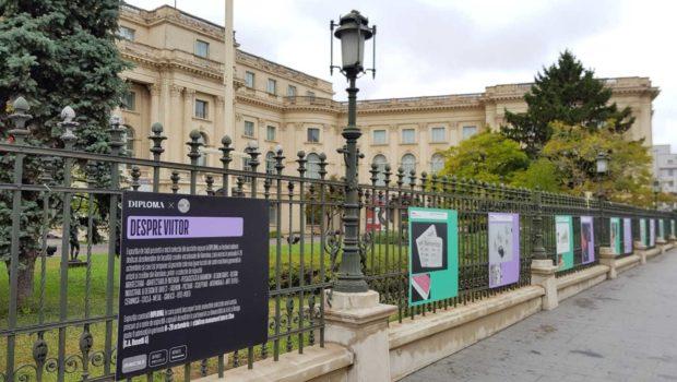 Despre Viitor - Muzeul Național de Artă al României