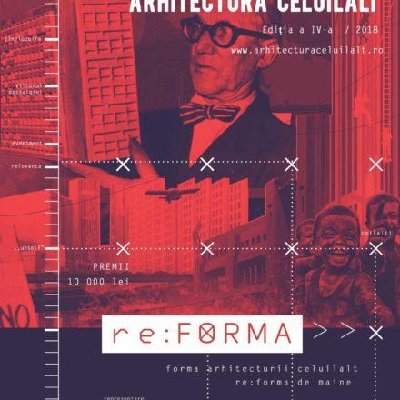 Afiș ediția a IV-a