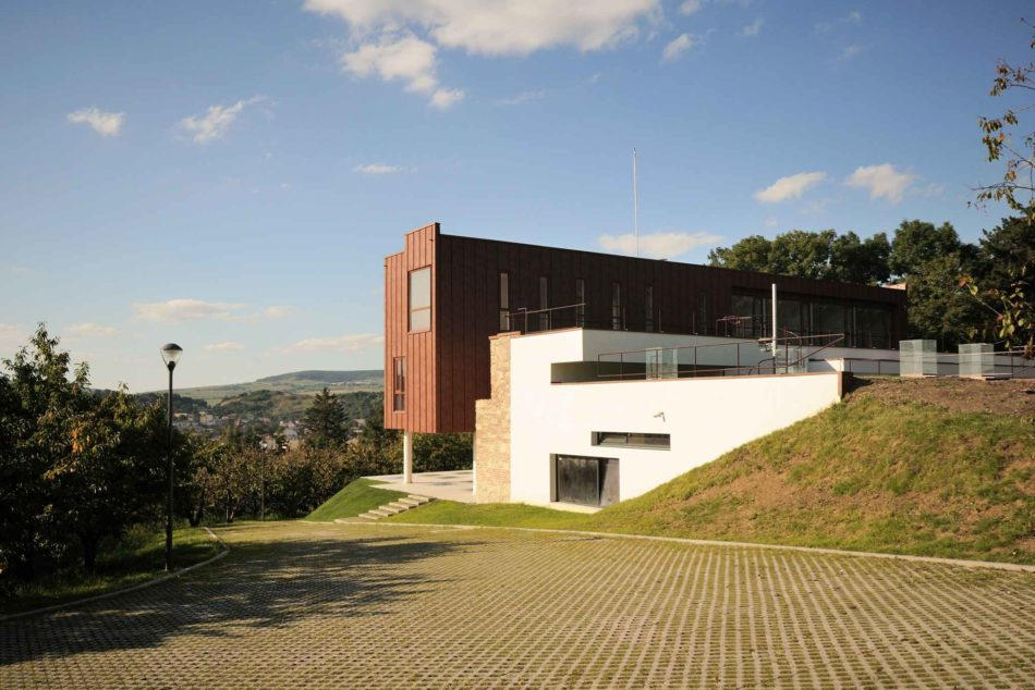 Centrul de cercetare pentru biodiversitate - Cluj - 2007-2010