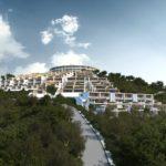 Concurs pentru o stațiune de vacanță în Corfu, Insula Corfu