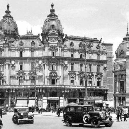 Palatul Jockey Club-Corso, 1911-1915 , arh. Leonida Negrescu
