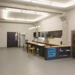 Arhitectura spatiului interior si de scenografie Centrul de artă contemporană Fabrica de Pensule Cluj – arh. Klara Veer