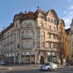 Patrimoniul cultural - Vulturul Negru Oradea FKM