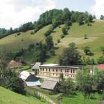 4. Școala veche din satul Poieni, după efectuarea protecției temporare, 2011 ©RPER