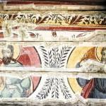 4 Asigurarea frescei de pe exteriorul bisericii, 2013