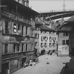 Vechiul cartier al tăbăcarilor și morarilor, începutul secolului al XIX-lea