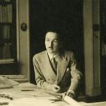 Gaston Bardet, n.d. [vers 1940] (cliché anonyme) © Collection particulière