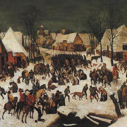 1 Forme de locuire. Stradă în vremea lui Peter Bruegel cel Bătrân