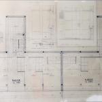 15 Plan original al vilei mari a lui Le Corbusier