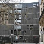 arh. Herzog & De Meuron, Rue de Suisses, Paris