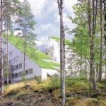 arh. Helin & Siitonen, Experimental House în Boras, Suedia