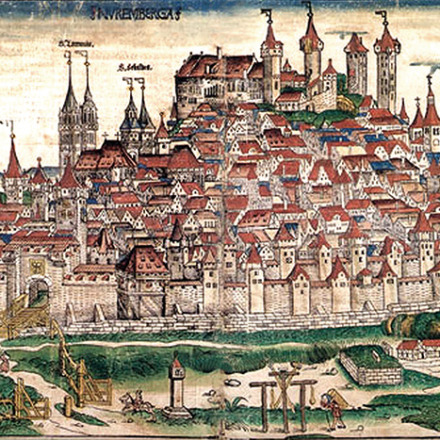 Nürnberg, Albrecht Dürer's native city