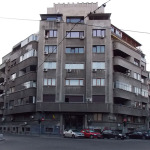 Imobilul Casa Modernă str. C.A. Rosetti. 27 colț cu str. Dionisie Lupu.