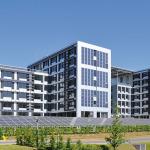 Imobil de birouri, Green Office, Meudon, 2009-2011