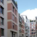 Imobil de locuințe, Paris, 2003