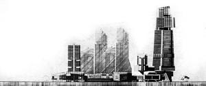 Concurs internațional în 1969 pentru sediul A.I.E.A. și O.N.U.D.I. și centru de conferințe la Viena. Colectiv Mircea Alifanti, Adrian Panaitescu, Alexandra Florian, Mariana Fetti, Arhitectura nr. 3/1971, pp. 71-72.