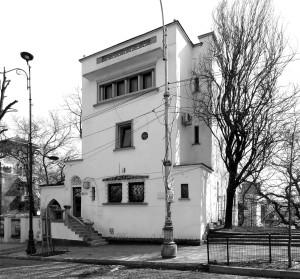 2. Gheorghe Simotta (1891-1979) Vila Simotta, Aleea Dealul Mitropoliei 15, în parcelarea Culina-Simotta