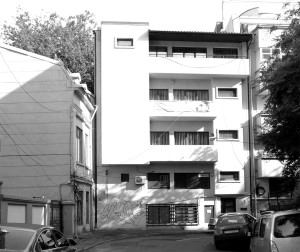 8. Marcel Iancu (1895-1984) Blocul Clara Iancu, Str. Caimatei 20 (1931)