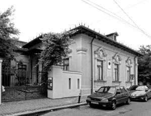14. Ion Mincu (1852-1912) și Antonio Gaetano Burelli (1820-1896) Str. Arthur Verona 19, reparații capitale în 1890-1891