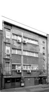 16. Marcel Iancu (1895-1984) Blocul Jaques Costin, Str. Paleologu 5 (1933)