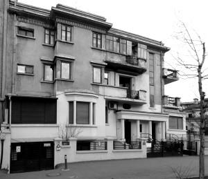 20. Virginia Haret (1894-1963) Imobil Virginia Haret, Bd. Lascăr Catargiu 14 (1931)