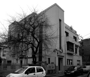 21. Ion I. Berindey (1897-1981) Strada Vodă Caragea 22 (1932)