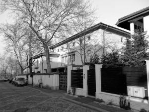 24. Octav Doicescu (1902-1981) Vila Doicescu, Strada Mircea Eliade 2 (1939)