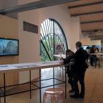 Imagini din expoziția Métamorphoses, deschisă la Pavillon de l'Arsenal din Paris, © Irina Rotaru