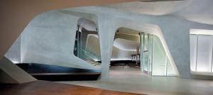 LAMOTH, Hol intrare-ieșire/ Entrance/ Exit Hall © Iwan Baan;