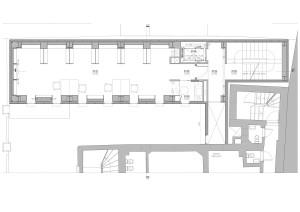 Plan etaj 1 cota +3,15 m