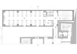 Plan etaj 2 cota +6,30 m
