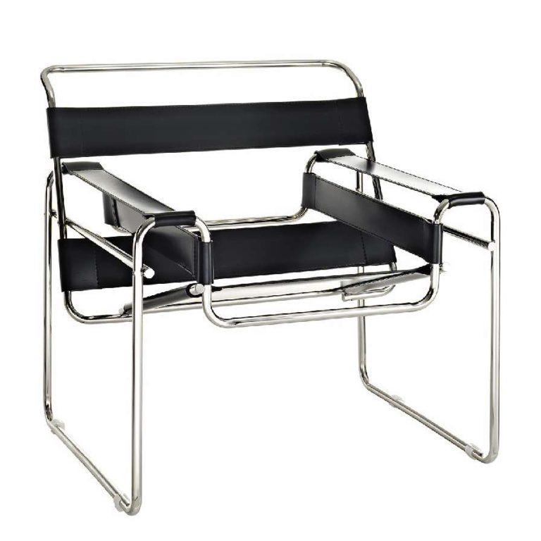 marcel breuer_wassily chair_1