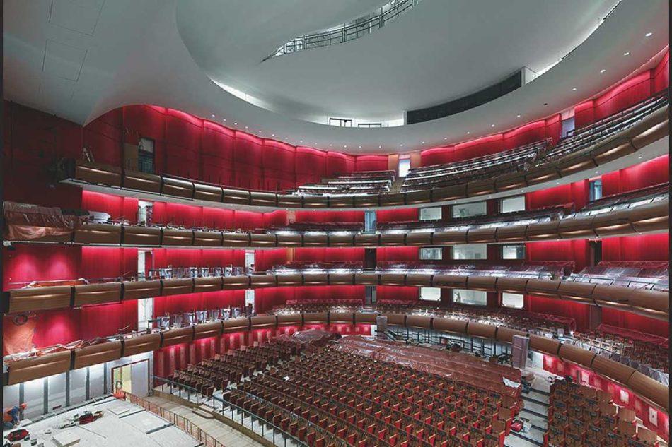 Sala de operă