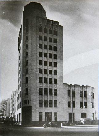 Palatul Telefoanelor_fotografie de epocă