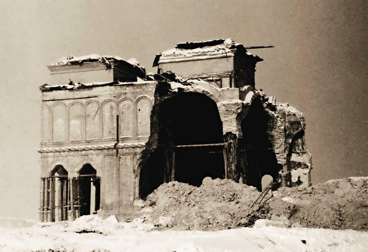 MĂNĂSTIREA VĂCĂREŞTI, UN TEZAUR RISIPIT | Arhitectura 1906