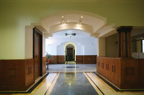 Palatul Telefoanelor_foto Dragos Stoica etajul directorilor