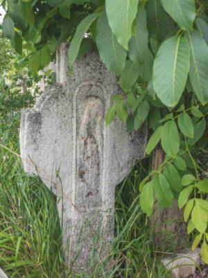 Fig. 32 Cruce de secol XIX, cimitirul parohial Ştefăneşti, Călăraşi