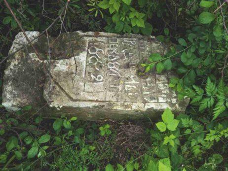 Fig. 6 Fragment al crucii din Fig. 3, Odaia,. Călăraşi;