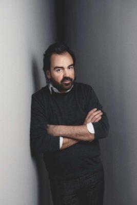 Iwan Baan - portrait photo Jonas Erikkson
