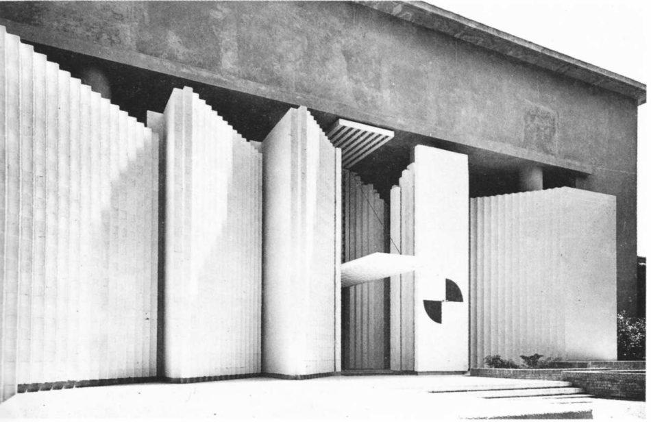 Pavilionul Central_1968
