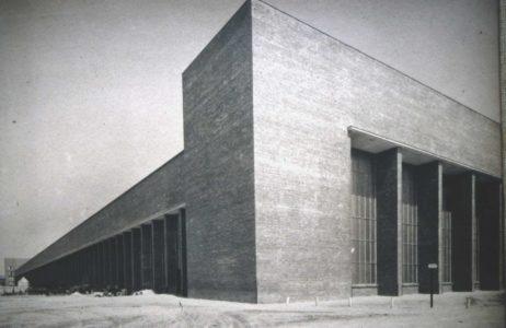 Fabrica de țevi, 1935-1936