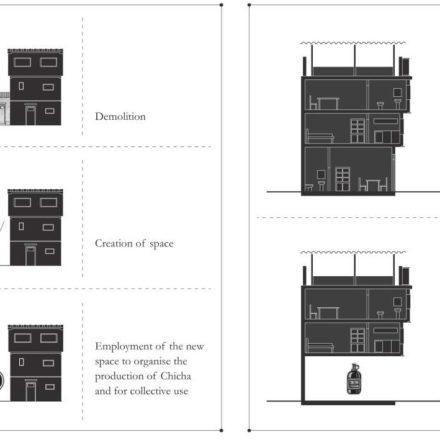 Strategia pentru dezvoltarea cartierului bazată pe fondul construit existent, Silvio Pennesi