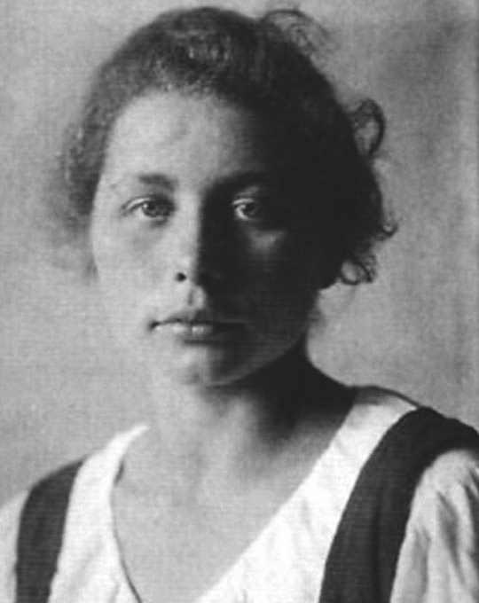Gunta Stölzl, 1930
