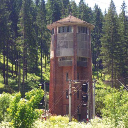 Turn de apă Pojorâta