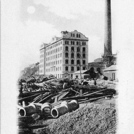 Moara Violatos în imagini de epocă și actuale